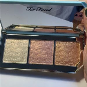 Too faced highlighter palette